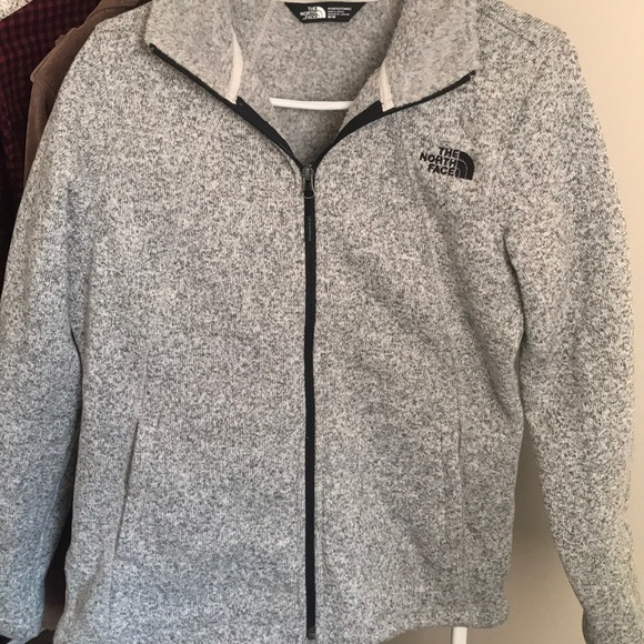 c55778322aa The North Face Crescent Full Zip sweater